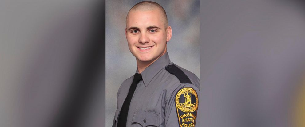 PHOTO: Virginia State Police Trooper Lucas B. Dowell was fatally shot while executing a search warrant on Feb. 4, 2019.