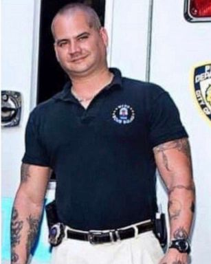 PHOTO: NYPD Detective Luis Alvarez in an undated photo provide by the police department. Alvarez died June 29, 2019 after a three-year battle with cancer that he believed was cause by working at the World Trade Center site after the Sept. 11th attacks.
