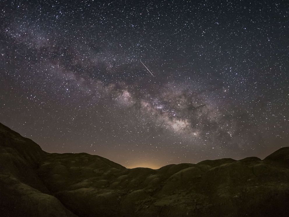 There's still time to catch the 2019 Lyrid meteor shower