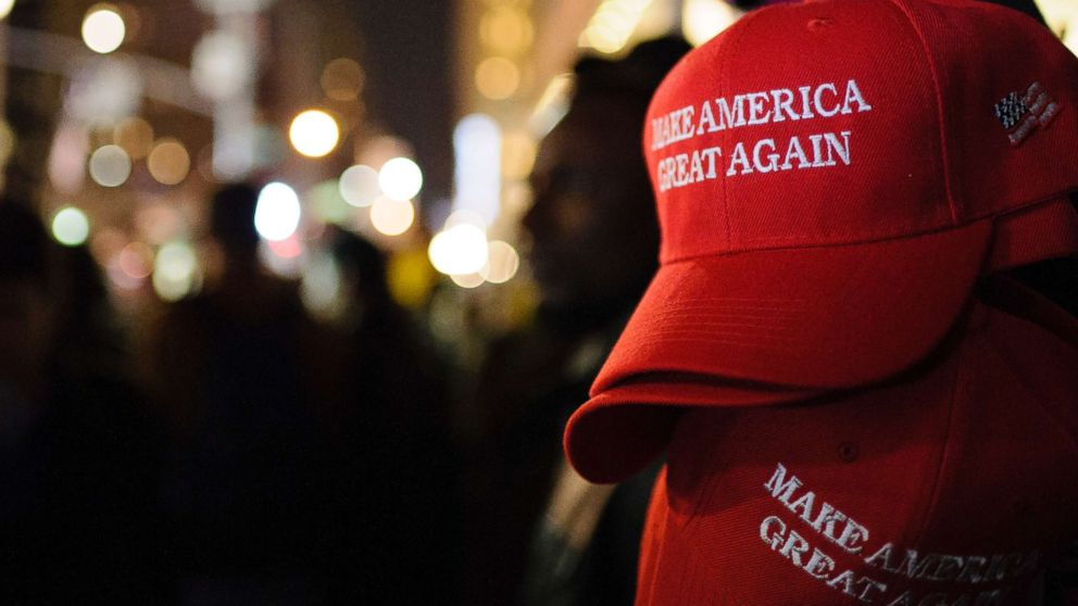 Woman faces deportation after allegedly assaulting man in MAGA hat thumbnail
