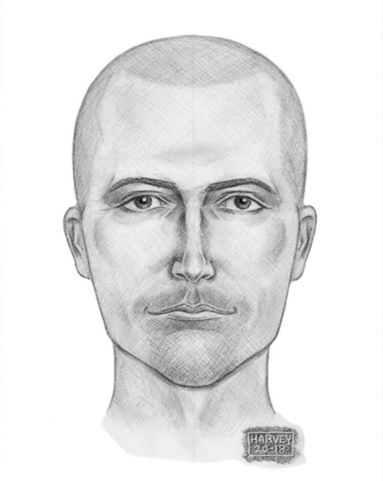 PHOTO: The New York Police Department has released a sketch of the man that allegedly stole a Make America Great Again hat from a Danish tourist.