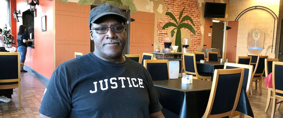 PHOTO: Malcolm Alexander, 59, was exonerated after being wrongly convicted and spending 38 years behind bars. Now hes facing a legal process to receive compensation from the state.