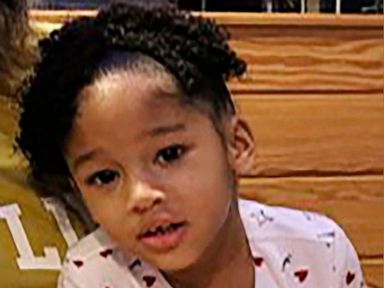 PHOTO: Maleah Davis in a undated photo released by the Houston Police Department.