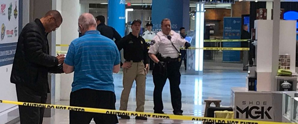 PHOTO: A 5-year-old was hospitalized after an incident at the Mall of America in Bloomington, Minn., April 12, 2019.