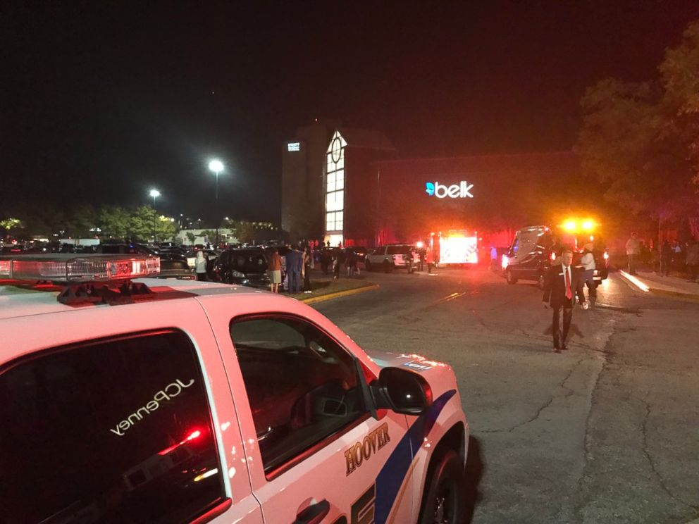 A teenager died in a mall shooting in Alabama the night of Nov. 22, 2018.