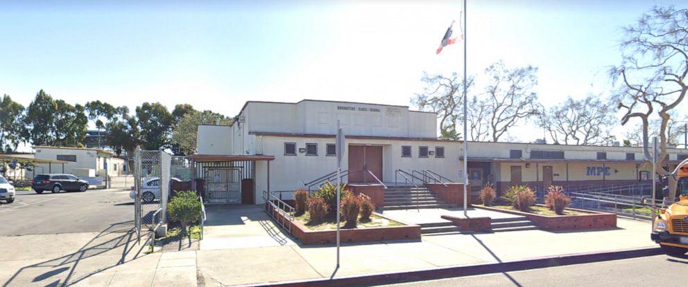 PHOTO: Manhattan Place Elementary School in Los Angeles.