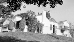 Los Angeles home where Charles Manson's followers brutally