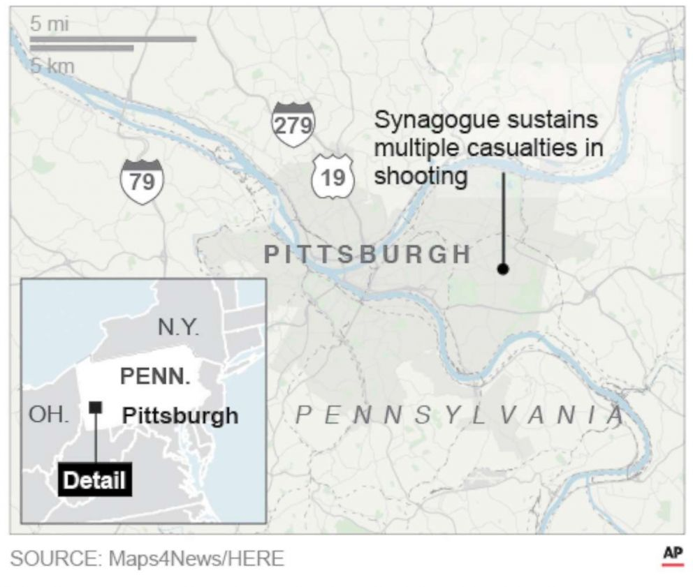 Screw the optics, I'm going in': Alleged synagogue shooter