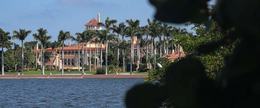 PHOTO: President Donald Trumps Mar-a-Lago resort, Nov. 1, 2019, in Palm Beach, Fla.