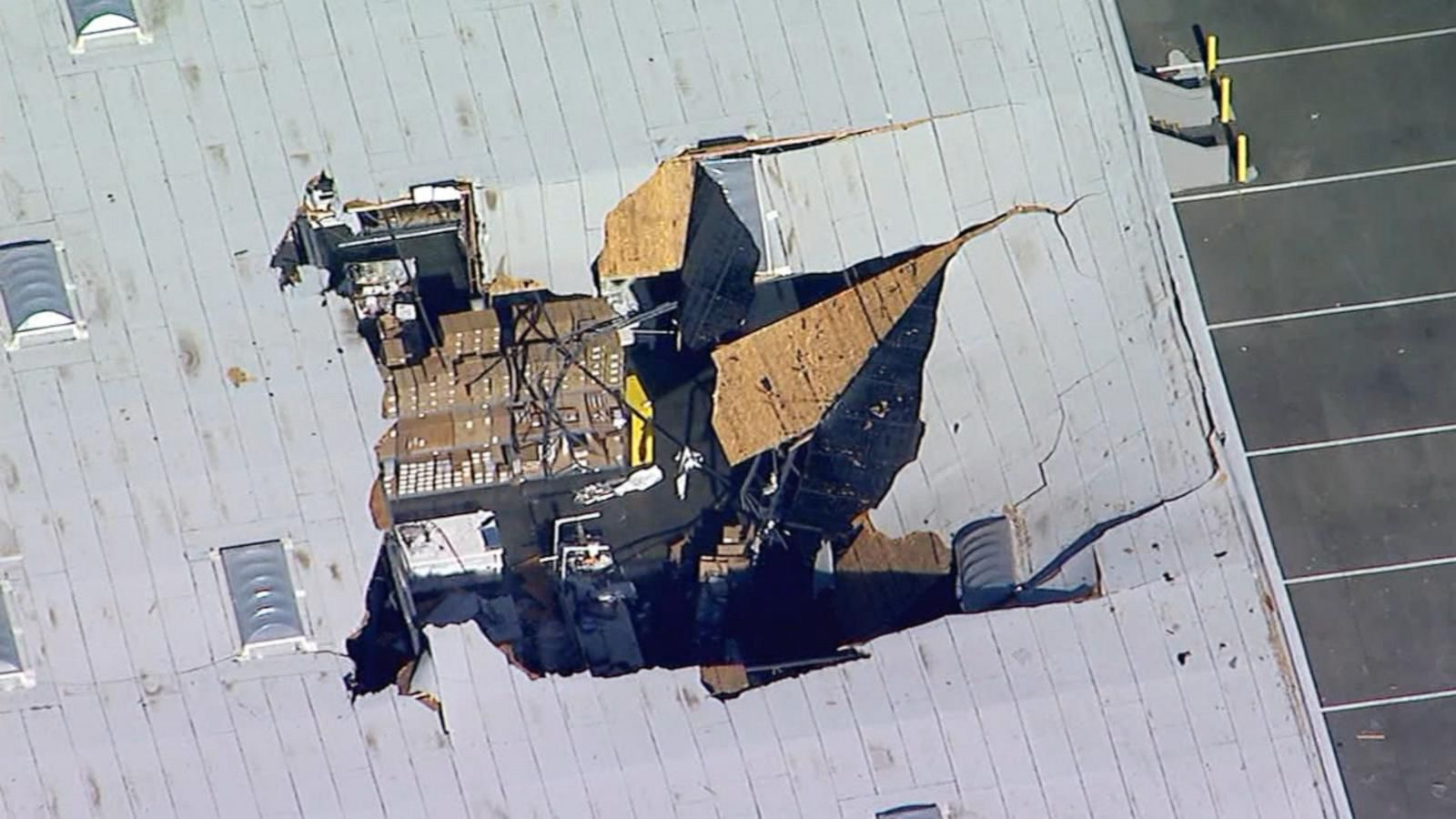 F-16 was armed when it crashed into building near runway at