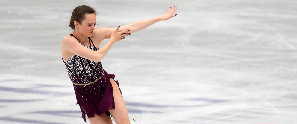 PHOTO: Mariah Bell of the USA competes in the Ladies short program during day 1 of the ISU World Figure Skating Championships 2019 at Saitama Super Arena, March 20, 2019, in Saitama, Japan.