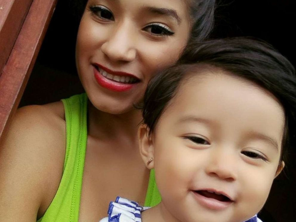 PHOTO: Mariee Juarez died from a respiratory infection after being released from an immigration detention facility, according to a claim filed by her mother, Yazmin.