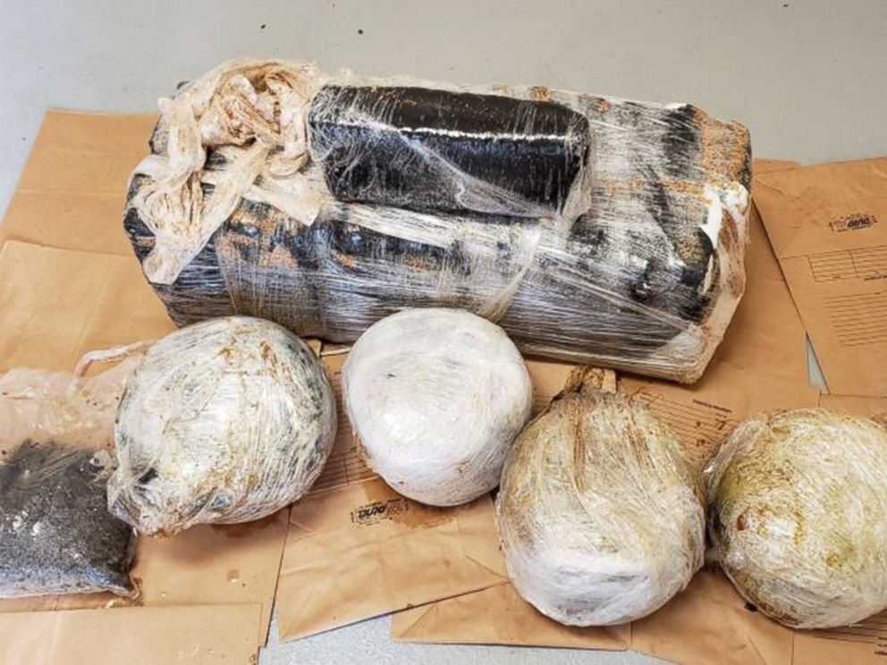 PHOTO: The Flagler County Sheriff released a statement saying that multiple packages containing approximately 100 pounds of marijuana have washed ashore in Flagler County, Fla., over the span of a few days.