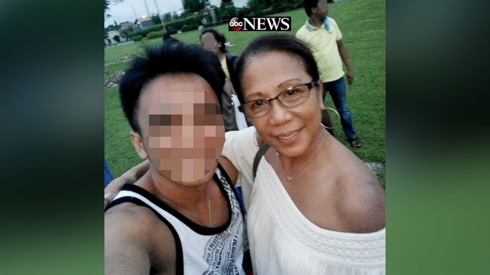 ABC News has obtained photos of Marilou Danley with family members in the Philippines on Sept. 29, 2017, at a family gathering at a cemetery to commemorate the birthday of a niece of Danley's who had died.
