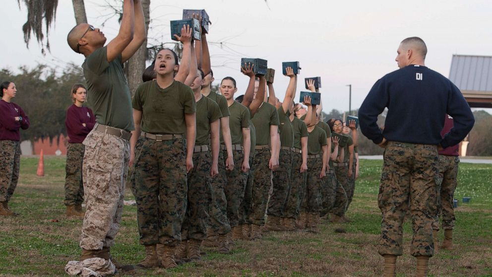 Parris Island Graduation Schedule 2020.Marine Corps Boot Camp In The Metoo Era