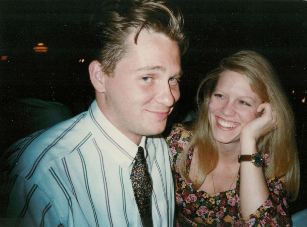 PHOTO: Mark and Jennair Gerardot were married for over 20 years after first meeting in their teens.