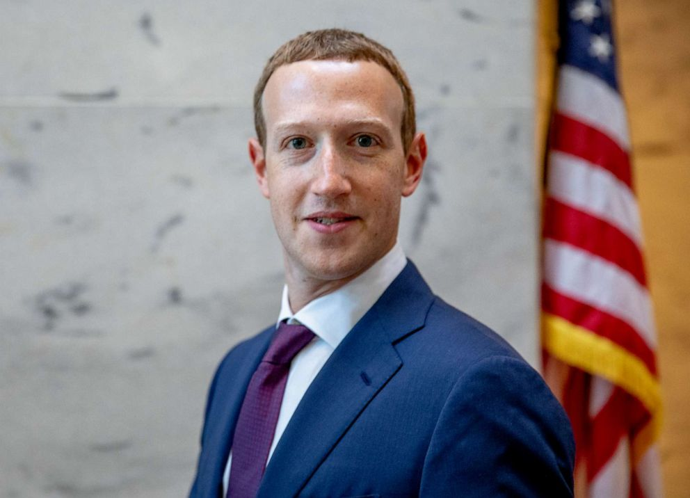 USA presidential candidate targets Facebook policy with 'false' Zuckerberg ad