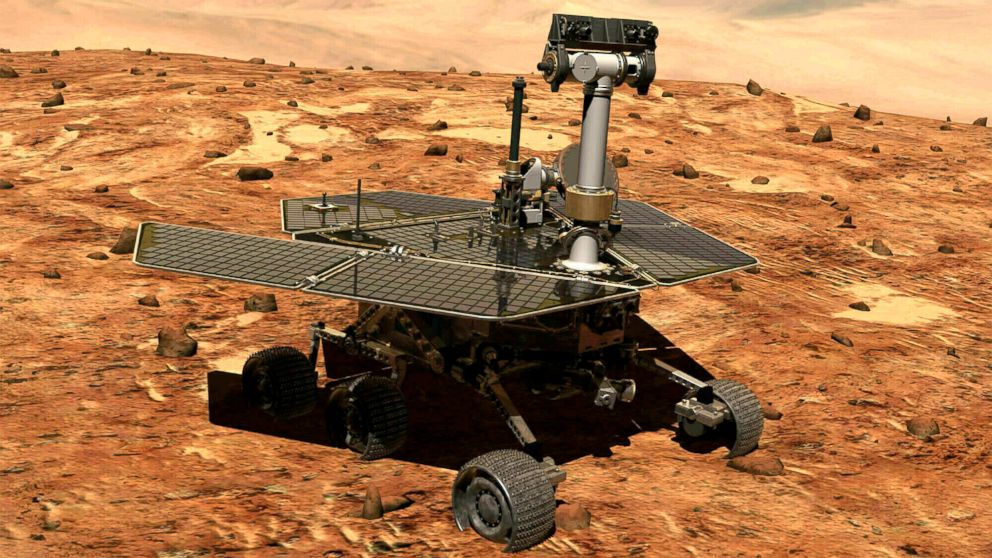 NASA ends mission for Mars rover, Opportunity, after 15 years thumbnail