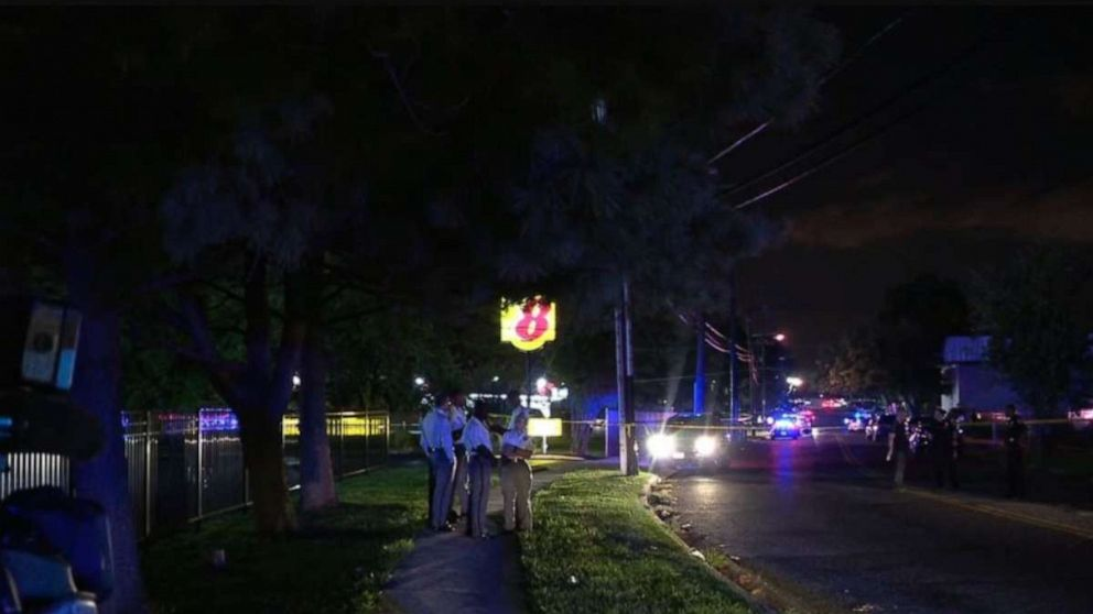 7 people shot at 2-year-old's birthday party thumbnail