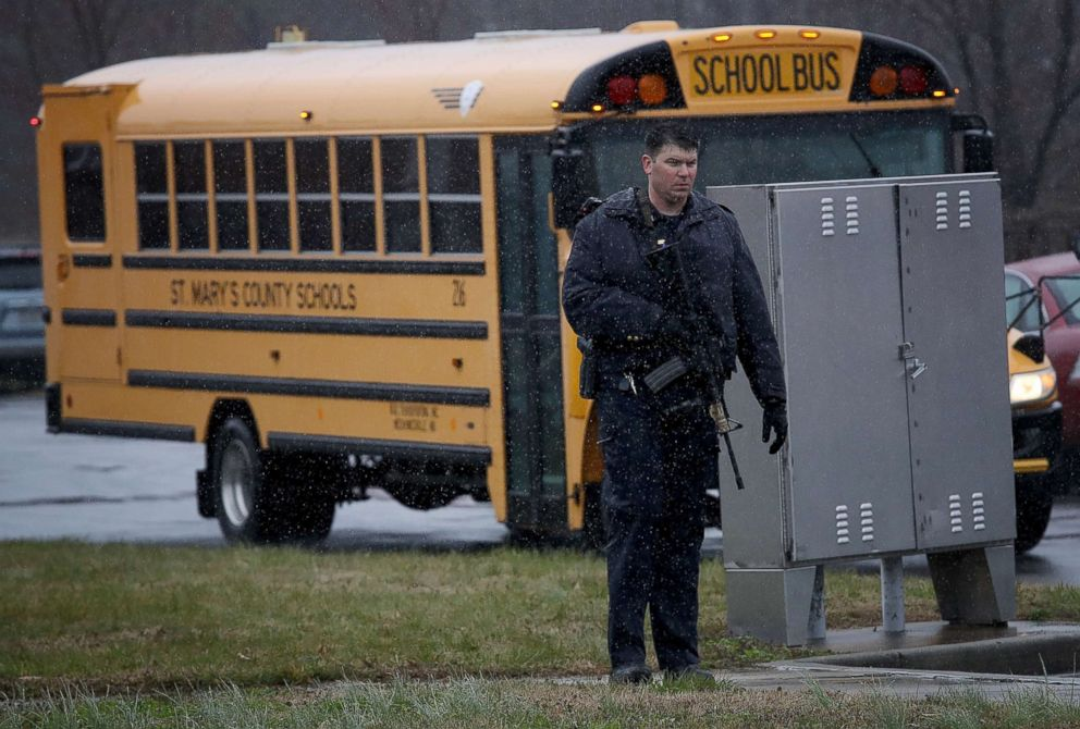Sheriff's office: Teen shot in Maryland school shooting dies