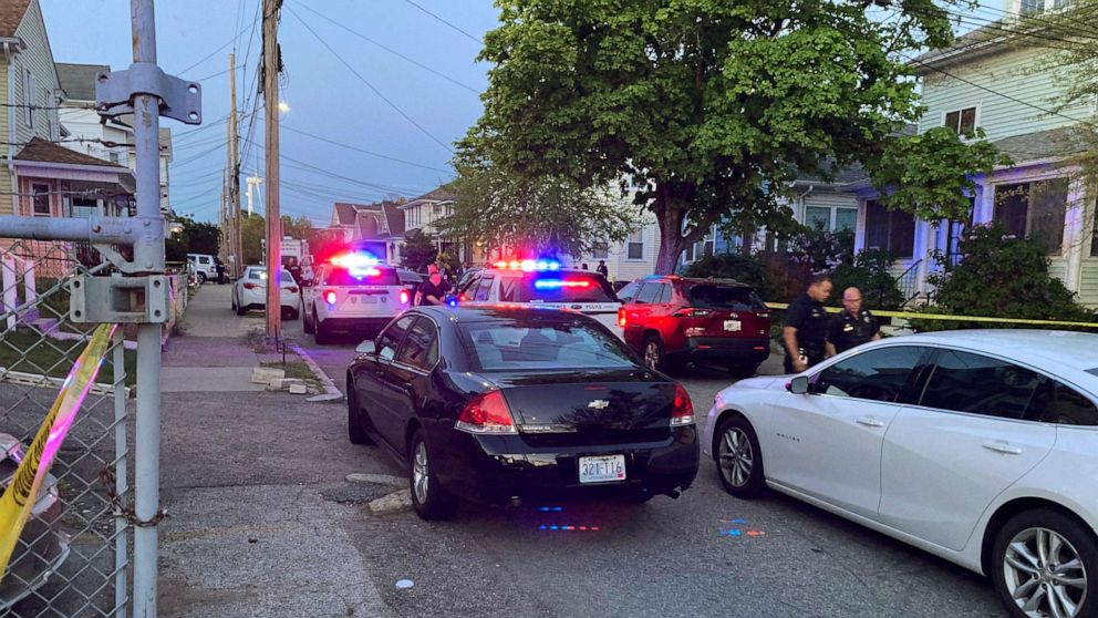 At least 9 wounded in shooting that police say was between feuding groups