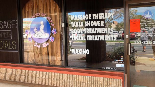 Inside the realities of the human trafficking that allegedly happens in massage parlor brothels