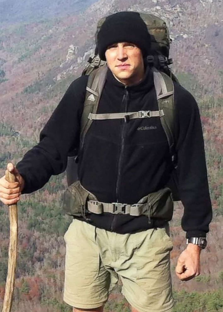 PHOTO: 1st Lt. Matthew Kraft has been reported missing to local law enforcement after missing his return date from a backcountry skiing trip on the Sierra High Route.