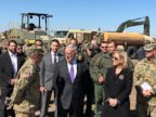 Mattis defends military's border support mission during visit with troops in Texas