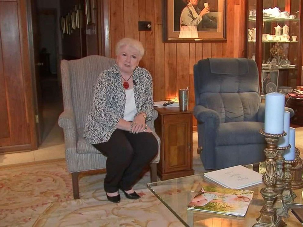 PHOTO: Livingston, Texas, Mayor Judy Cochran, 73, killed a 580-pound gator with one shot, she told KTRK.