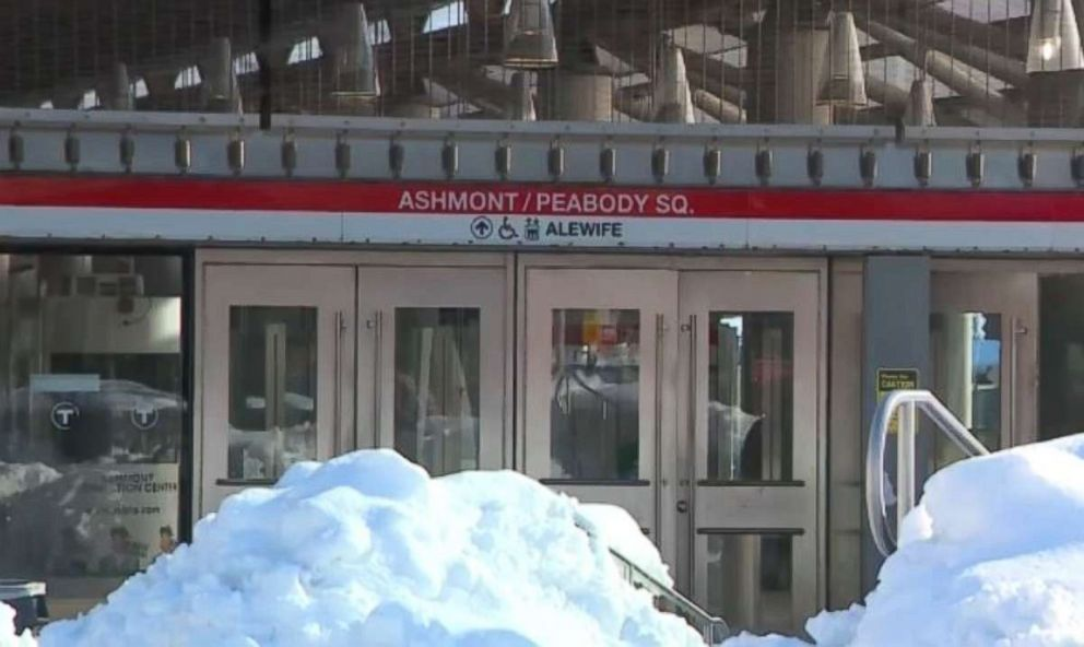 A Boston transit officer allegedly beat a homeless man with a night stick at the Ashmont station in Boston on July 27, 2018. He has now been indicted.