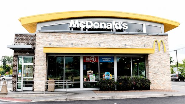 25 sexual harassment complaints and lawsuits filed against McDonald's