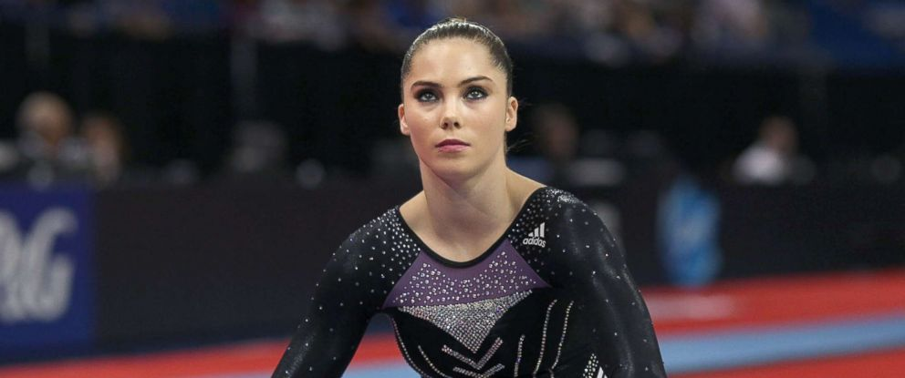 PHOTO: McKayla Maroney at the Senior Women Competition at The 2013 P&G Gymnastics Championships in Hartford, Conn., Aug. 17, 2013.