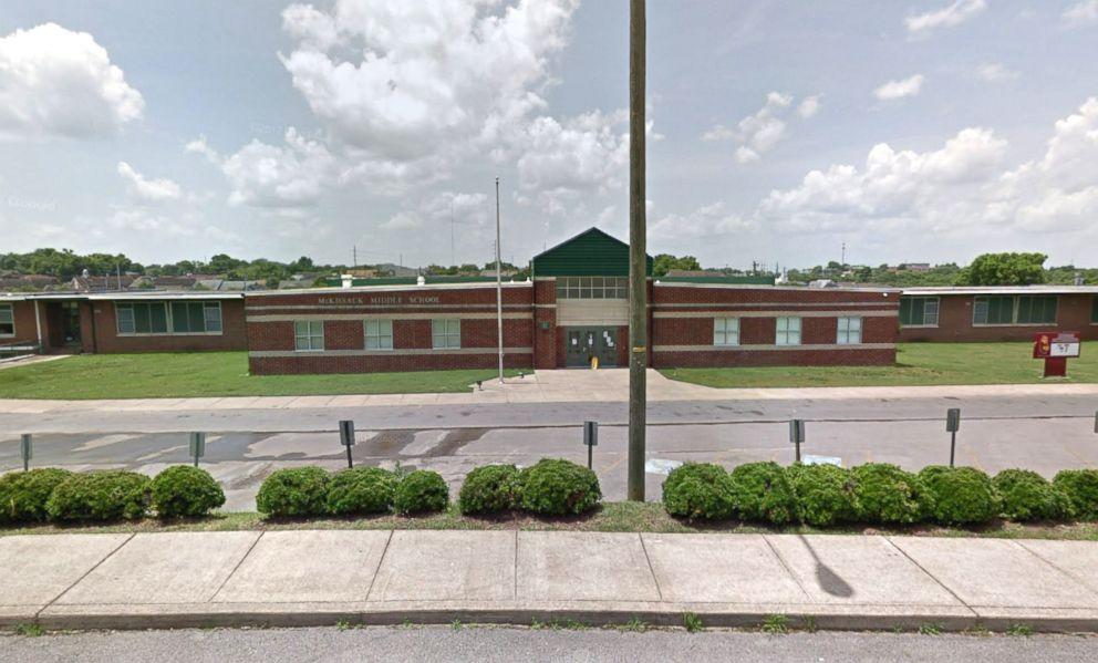 PHOTO: McKissack Middle School in Nashville,Tenn.