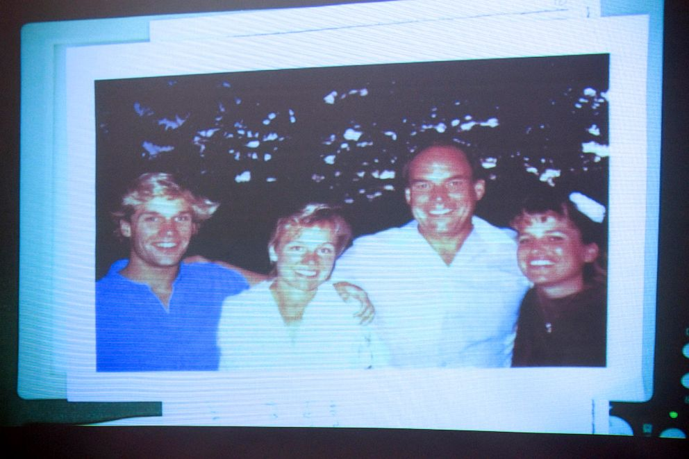 Millionaire's mistake: Killers convicted in Bill McLaughlin love triangle murder case maintain their innocence