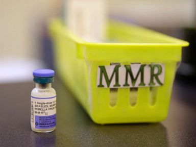 US measles cases at highest level in nearly 20 years, according to CDC