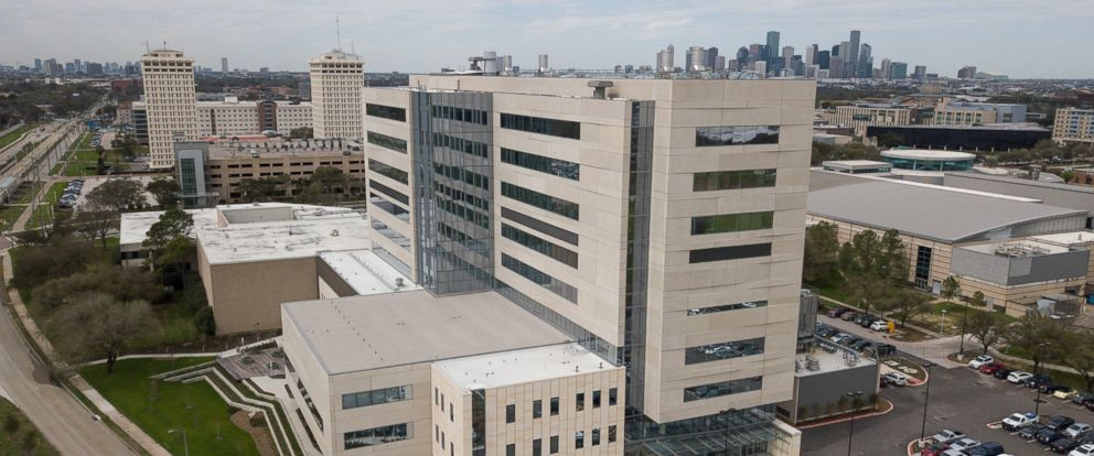 """PHOTO: The """"Health 2"""" building serves as a temporary home to College of Medicine at the University of Houston."""