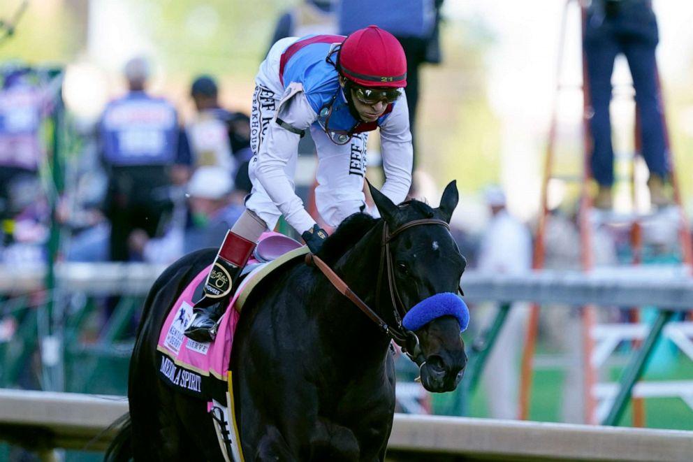 Kentucky Derby Winner Medina Spirit Fails Post-Race Drug Test