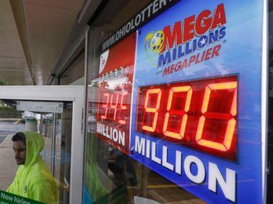 Mega Millions jackpot soars to record $970 million