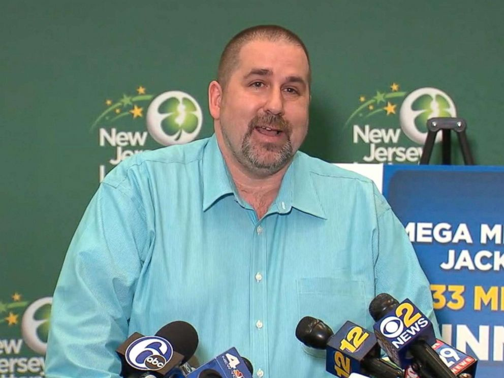 Mega Millions $533M jackpot victor from NJ claims historic prize
