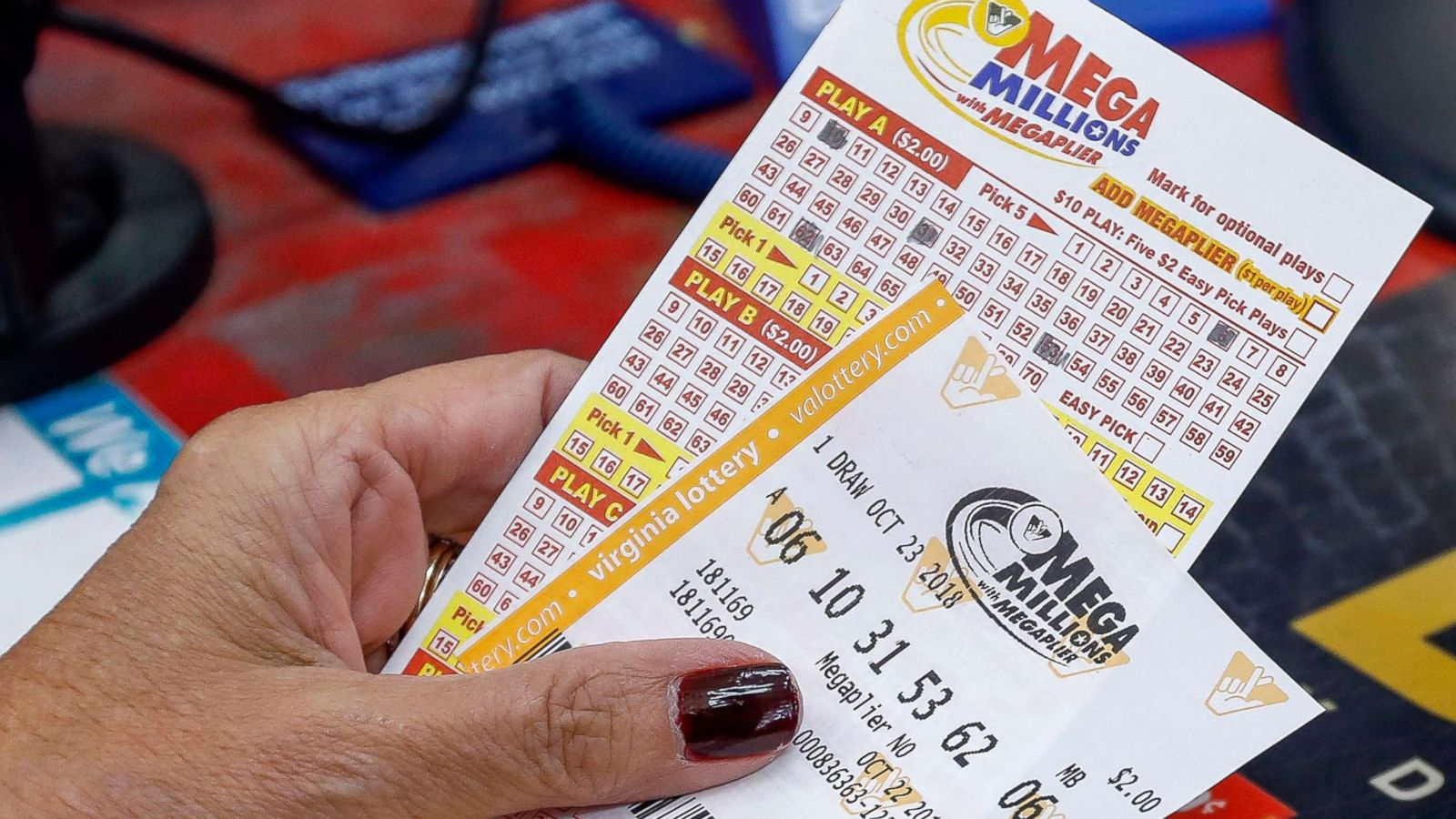 2b Up For Grabs In Mega Millions And Powerball Lotteries Abc News