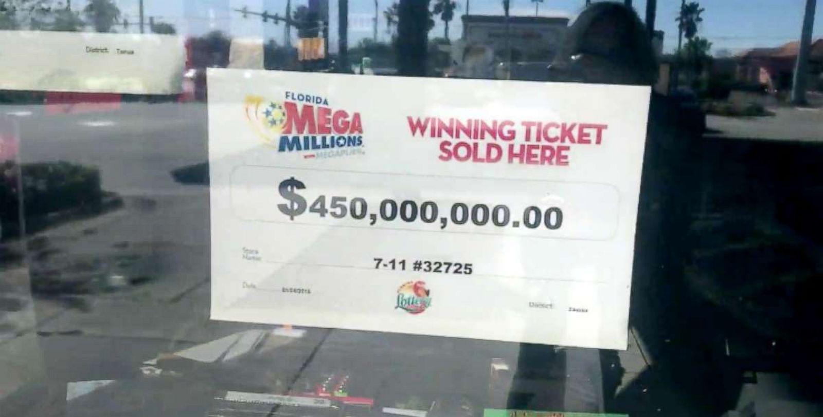 Mega Millions jackpot winner in Florida remains a mystery