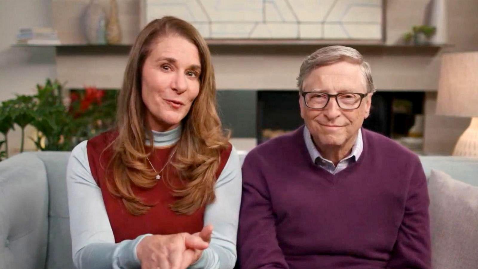 Bill and Melinda Gates tell David Muir Trump's halting WHO funding 'just  doesn't make any sense' - ABC News