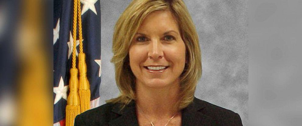 PHOTO: FBI Agent Melissa Morrow, in undated photo.