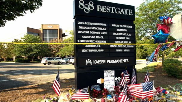 Capital Gazette staffers to march in Annapolis Independence Day parade
