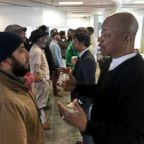 "Local Philadelphia men organize for the ""Men Can"" program, where organizers hold ""Community Conversations,"" involving discussions about racism, domestic violence and last month, one titled, ""Get Your Boys: Male Accountability in #MeToo."""