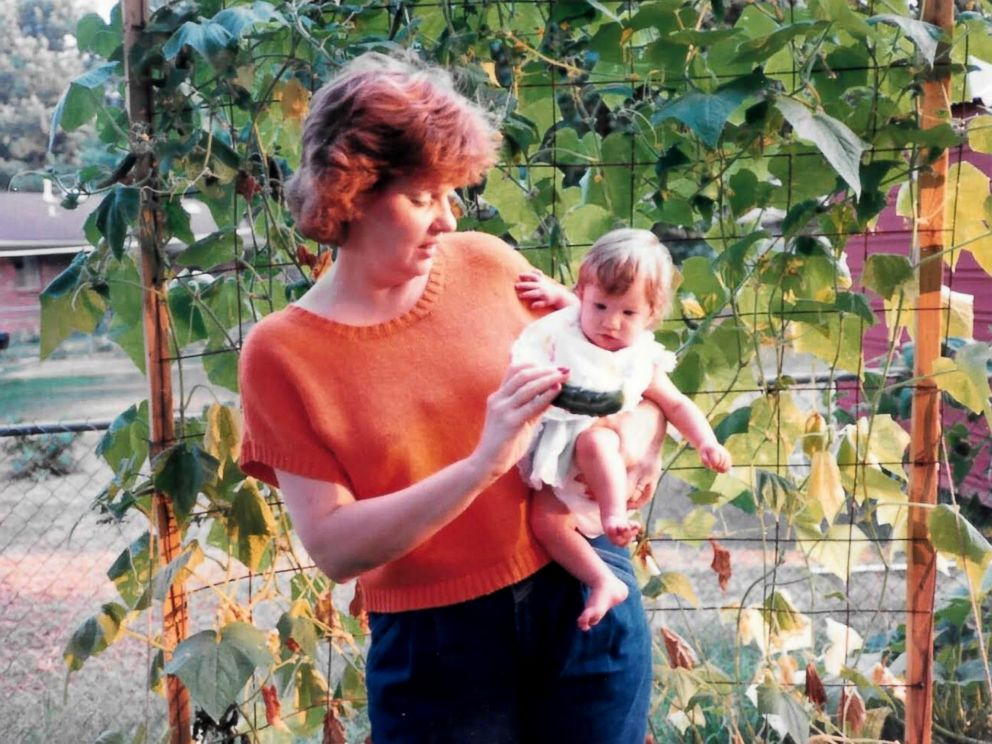 PHOTO: Meribeth Blackwell is photographed here as a baby with her adoptive mother in this family photo.