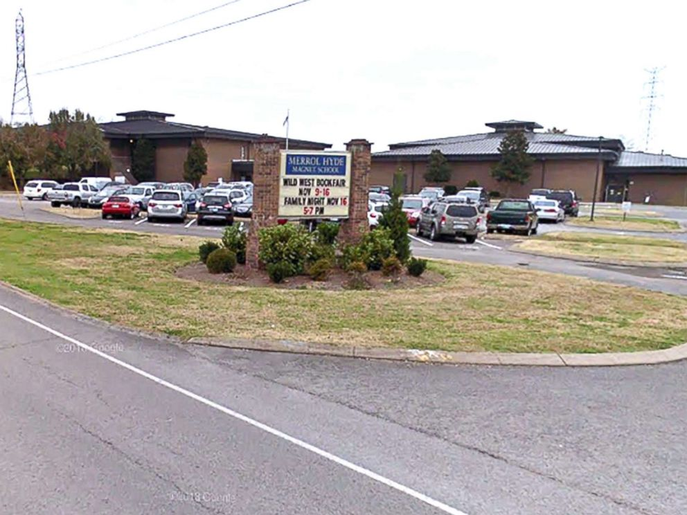 PHOTO: Merrol Hyde Magnet School in Hendersonville, Tenn., is pictured in this undated image from Google.