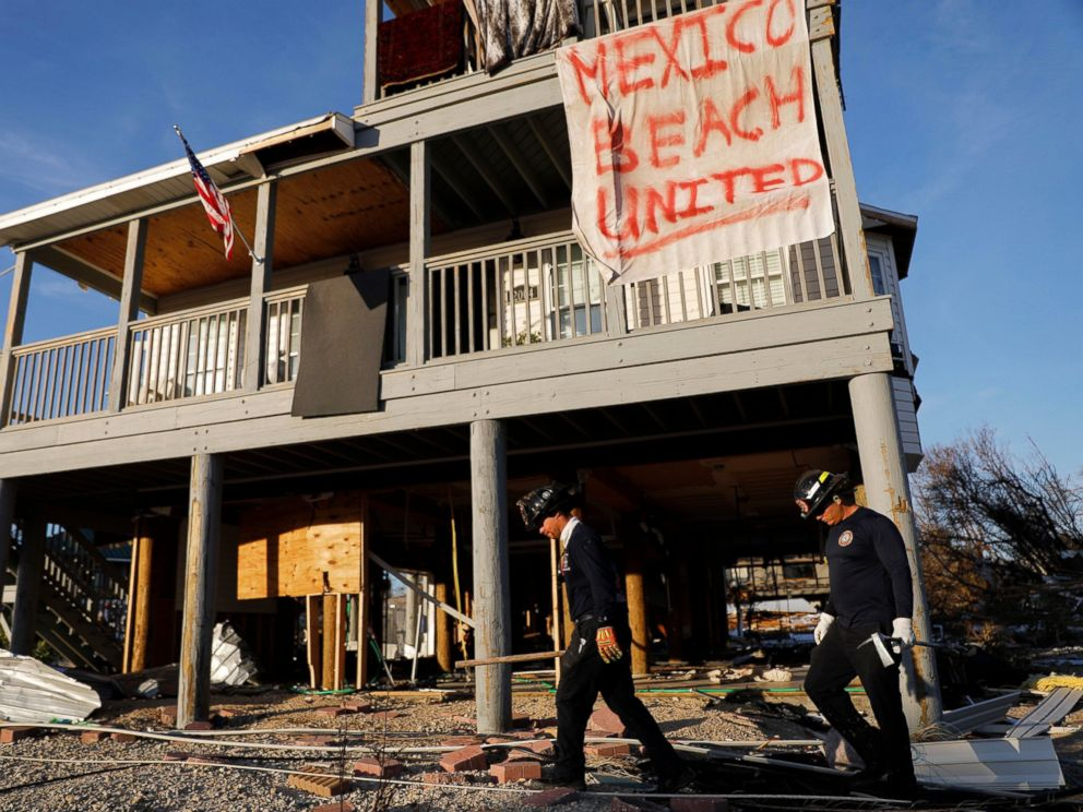 Number of missing in city hard-hit by Michael drops dramatically