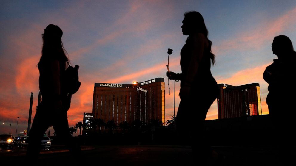 MGM may maybe perhaps pay $800 million to establish court cases from Las Vegas taking pictures that killed 58 thumbnail