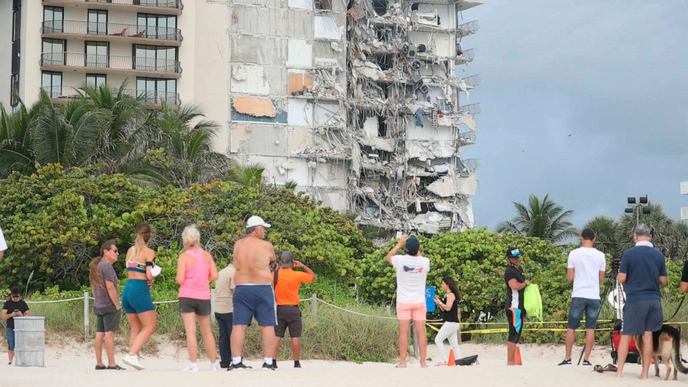 11 People Dead, at Least 150 Unaccounted For in Florida Condo Collapse